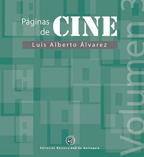 Páginas de cine Volumen 3   comprar en libreriasiglo.com