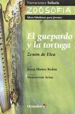 Guepardo y la tortuga, El. Zenón de Elea