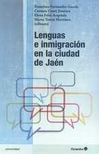 Lenguas e inmigración en la ciudad de Jaén