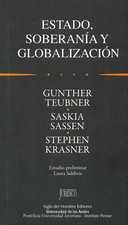 Estado, soberanía y globalización