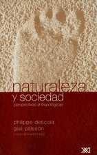Naturaleza y sociedad. Perspectiva antropológicas