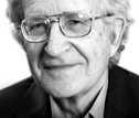 foto autor Noam Chomsky