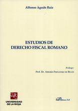 Estudios de derecho fiscal romano