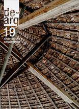 Rev. Dearquitectura No.19. Arquitectura y antropología