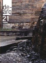 Rev. Dearquitectura No.21. Ciudad, literatura y arquitectura en Portugal