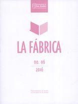 Revista La Fábrica No.6