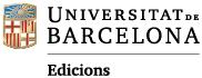 logo editorial Universidad de Barcelona