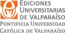 logo editorial Pontificia Universidad Católica Valparaiso