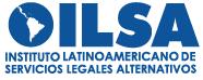 logo editorial ILSA - Instituto Latinoamericano de Servicios Legales