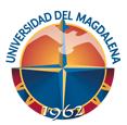 logo editorial Universidad del Magdalena