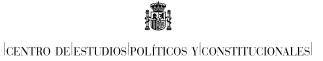logo editorial Centro de Estudios Políticos y Constitucionales