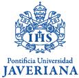 logo editorial Pontificia Universidad Javeriana