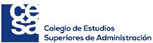 logo editorial Colegio de Estudios Superiores de Administración - CESA